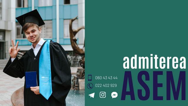 Admiterea 2021 în ASEM